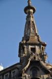 Actual estado de la Torre y el símil Molino