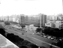 Construcción del Edificio del Plata