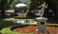 """""""El Mercurio"""" y el Jardín de Invierno"""