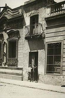 Casa mínima 1930