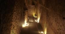 Túneles debajo de la Manzana de las Luces