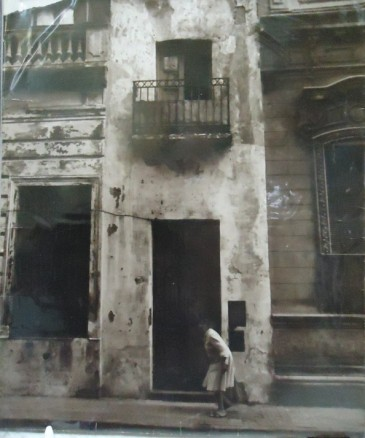 Casa Mínima principios de 1900