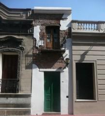 Casa mínima en el Barrio de San Telmo
