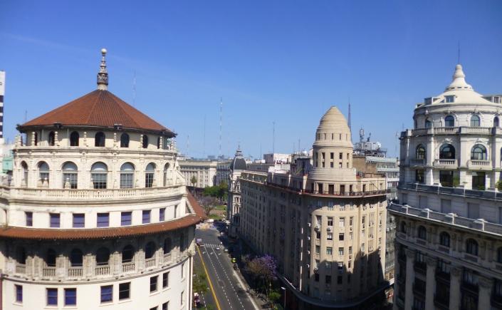 Edificio Bencich Huellas De Buenos Aires