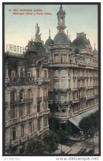 Hotel Metropol y Hotel París