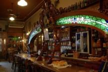 Mostrador del Bar