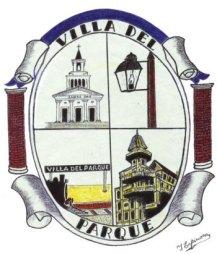 Escudo de Villa del Parque