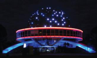 Planetario de la Ciudad de Buenos Aires