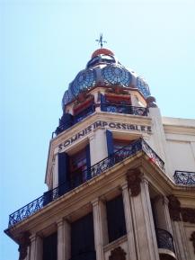 Cúpula del Edificio