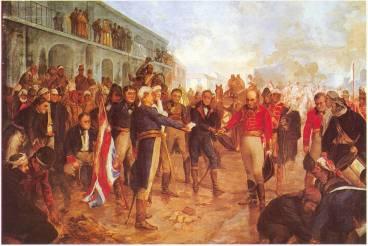 Triunfo de los Criollos sobre los Ingleses