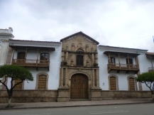 Museo Casa de la Libertad, en Sucre