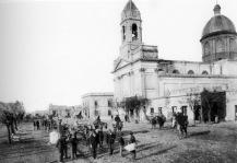 Basílica actual, inaugurada con las donaciones de los vecinos en 1883