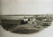 Esquinas de Balcarce y Victoria (Hipólito Yrigoyen)